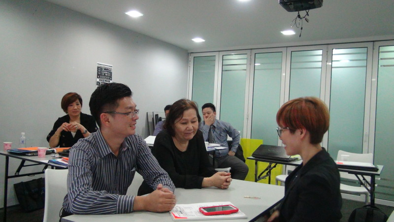 Role Play: Selling Property to Customer